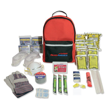 Ready America 2 Person Hurricane Emergency Kit 3 Day Pack, UPC :753962702863
