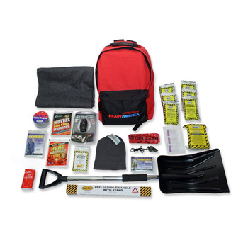 Ready America 1Person Cold Weather Survival Kit-3 Day Pack, UPC :753962704003