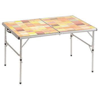 Coleman Pack-Away Outdoor Folding Mosaic Table 2000016595, UPC : 076501118483