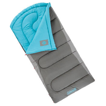 Coleman Dexter Point 30 Big and Tall Contoured Sleeping Bag, UPC : 076501126013