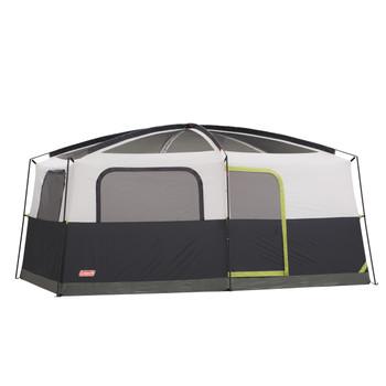 Coleman Signature Tent 14X10 Prairie Breeze Led/Fan, UPC : 076501073423