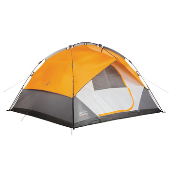 Coleman Signature Tent Instant Dome 7 Person Double Hub, UPC : 076501117783