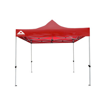 Caddis Rapid Shelter Canopy 10x10 Red, UPC :877060001373