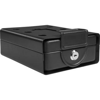 Barska Compact Safe Key Lock Safe w/ Mounting Sleeve AX11812, UPC :790272983513