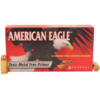 Federal American Eagle Ammunition 45 ACP 230 Grain Total Metal Jacket Box of 50, UPC : 029465093563