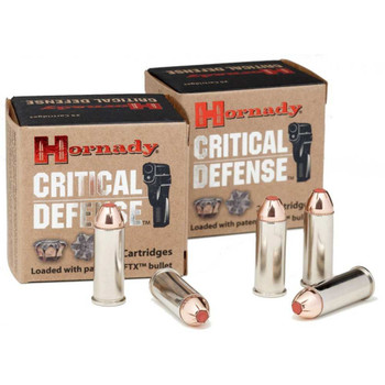 "Hornady SST Ammunition 12 Gauge 2-3/4"" 300 Grain FTX Sabot Slug Box of 5, UPC : 090255386233"