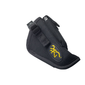 Browning 1911-22 Holster with Magazine Pouch Right Hand Nylon Black, UPC : 023614370093