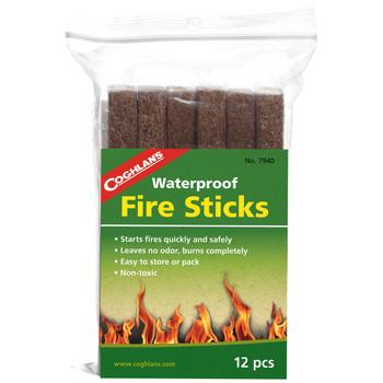 Fire Sticks -- pkg of 12, UPC : 056389079403