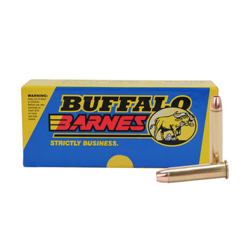 Buffalo Bore Ammunition 45-70 Government 350 Grain Barnes TSX Hollow Point Lead-Free Box of 20, UPC :651815008073