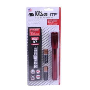 2-Cell AA LED Mini Mag w/ Holster, UPC : 038739530413