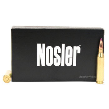 Nosler BT Ammunition 243 Winchester 90 Grain Ballistic Tip Box of 20, UPC : 054041400503