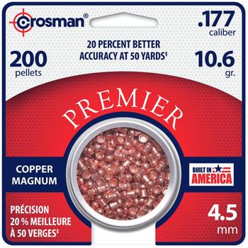 CopperMagPrmrDomedPellet .177 10.gr /200, UPC : 028478148963