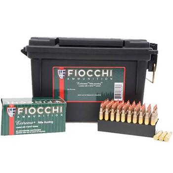 Fiocchi Extrema Ammunition 223 Remington 40 Grain Hornady V-MAX Ammunition, UPC :762344863443