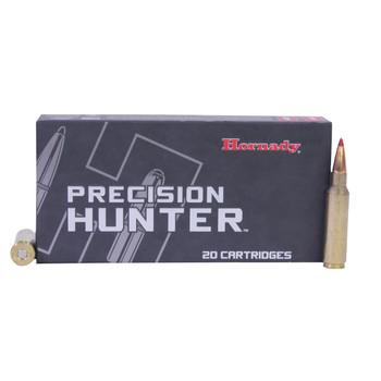 Hornady Precision Hunter Ammunition 300 Ruger Compact Magnum (RCM) 178 Grain ELD-X Box of 20, UPC : 090255822243