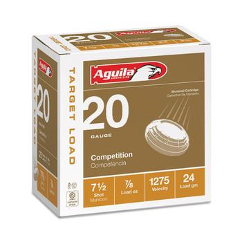 AMMO 20GA 2.75IN 7/8OZ #7.5 25RD/BX, UPC :640420006253