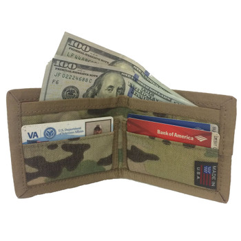 TANGO MIKE MIKE WALLET MULTICAM, UPC :642896555563