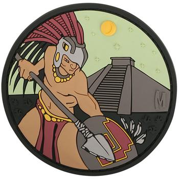 Aztec Warrior (Color), UPC :846909015833