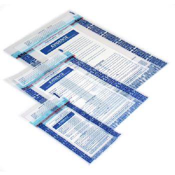 Evidence Security Bags 6x8 (100 Pack), UPC :844272014583