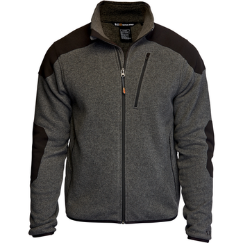 Tactical Full Zip Sweater, UPC :844802298193