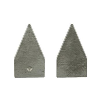 AccuSharp SturdyMount, Knife Sharpener Replacement Blades, Fits All AccuSharp Sharpeners Except ShearSharp 3, UPC : 015896000034