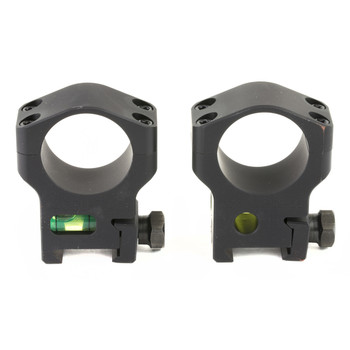 Accu-Tac ScoScope Rings, 30mm High (Clears 56mm Lens), Black Finish HSR-300, UPC :858520006084