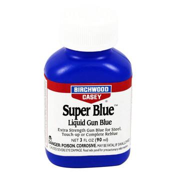 Birchwood Casey Super Blue, Liquid, 3 oz., 6 Pack 13425, UPC : 029057134254