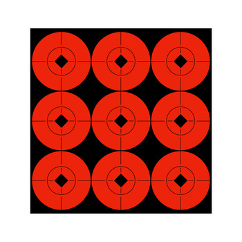 Birchwood Casey Target Spot 2in 10 Sheet Pack 90-2 in UPC: 029057339024