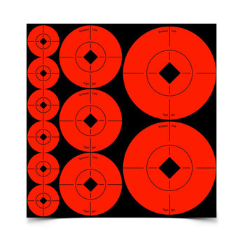 Birchwood Casey Target - Spot Assortment UPC: 029057339284