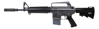 """Colt's Manufacturing XM177E2 Reissue, Semi-automatic, AR-15, 5.56NATO/223REM, 16.1"""" 4150 CMV Barrel, Matte Black Finish, Collapsible Stock, 1 Mag, 20Rd, Historically Accurate Reproduction, A1 Fixed Front & Rear Sights CRXM177E2, UPC : 098289024824"""