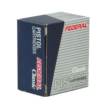 Federal Champion, 32H&R, 95 Grain, Lead, Semi Wadcutter, 20 Round Box C32HRA, UPC : 029465093044