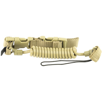 Gemtech Tactical Pistol Lanyard, Tan 12256, UPC :609728889814