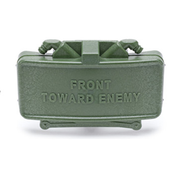 """GG&G, Inc. Hitch Cover, Fits 2"""" Receiver, Green Finish GGG-1387, UPC :813157002274"""