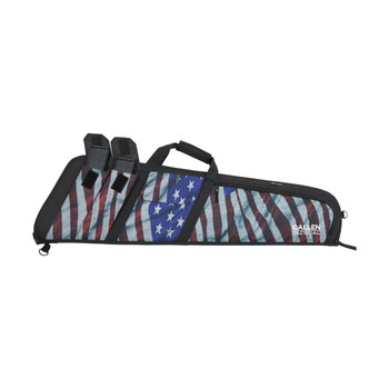 "Allen Victory Wedge Tactical Single Rifle Case, 41"", American Flag Finish, Endura Fabric 10904, UPC : 026509109044"