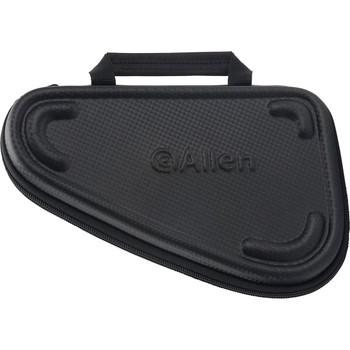 "Allen Medium Molded Handgun Case, 7""X12"", Black 76-12, UPC : 026509076124"