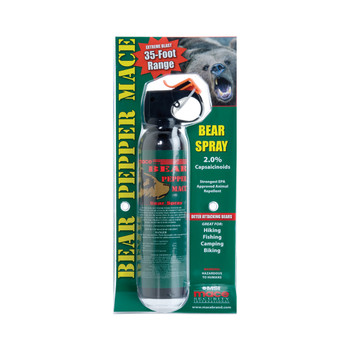 Mace Security International Pepper Spray, Animal Repellent, 260gm 80346, UPC : 022188803464