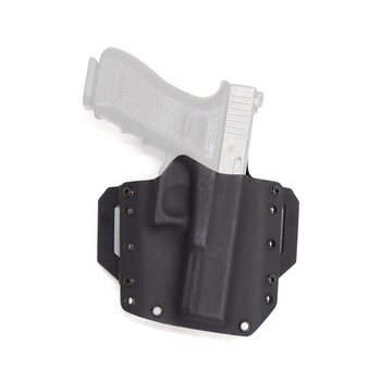 """Raven Concealment Systems OWB Pancake Wings, 1.75"""", For Phantom Holster, Black PC WNG 1.75, UPC :815188029374"""