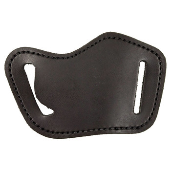 Desantis Simple Slide Belt Holster, Fits Most Small Frame Autos, Right Hand, Leather Material, Black Finish 119BAG1Z0, UPC :792695321194