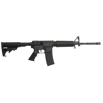 "Armalite Defensive Sporting Rifle, 223 Rem/556NATO, 16"" Barrel, 1:7 Twist, Black Finish, 6-Position Collapsible Stock, A2 Sights, 30Rd, 1 Magpul Magazine, Mil-spec 1913 Rail DEF15F, UPC :651984014264"