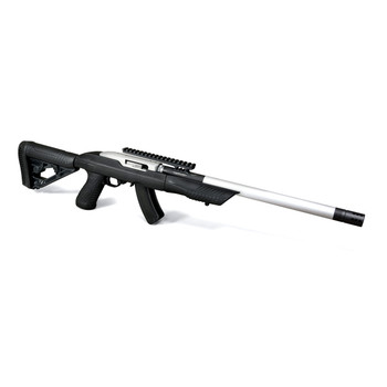 Adaptive Tactical Tac-Hammer Stock, Fits Ruger 10/22 Takedown, Black Finish AT-02020, UPC :682146911374