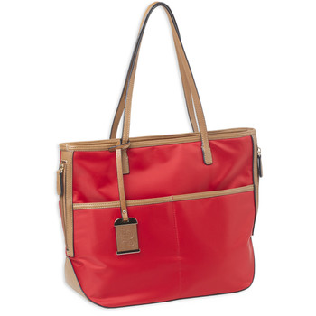 Bulldog Cases Tote Style Holster, Fits Most Small Autos, Nylon, Bright Red BDP-056, UPC :672352011524