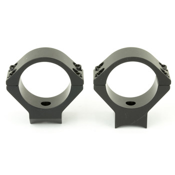 Barrett Fieldcraft, Rings Manufactured by Tally, 30MM Low, Black Finish, Fits Barrett Fieldcraft Rifle Only, Does Not Fit Magnum Action 16753, UPC :810301022454