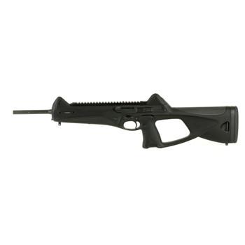 "Beretta CX4 Storm Carbine, Semi-Automatic, 9MM, 16.6"" Chrome Lined Barrel, Black Finish, Adjustable LOP, Accepts 90 Series Magazines, 15 Rounds JX49220M, UPC : 082442819914"