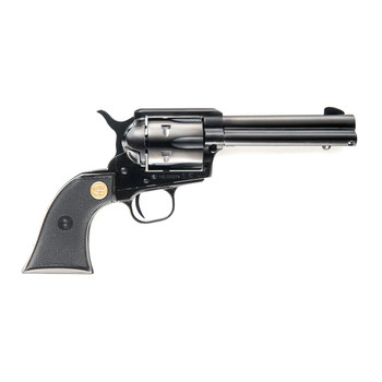 """Chiappa Firearms 1873 SAA Regulator Revolver Single Action, 38 Special, 4.75"""" Barrel, Alloy Frame, Black Finish, Plastic Grips, 6 Rounds 340-251, UPC :8053670717404"""