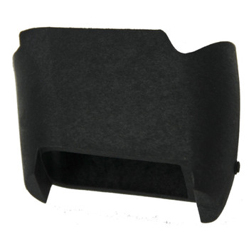 Pachmayr Mag Spacer, Grip Extension, Black, Adapt Full-Size Magazines For Use With Compact Handguns, For Glock 17/22/31 Mags 3850, UPC : 034337038504