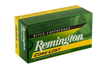 Remington Core Lokt, 25-20 WIN, 86 Grain, Soft Point, 50 Round Box 28364, UPC : 047700052304