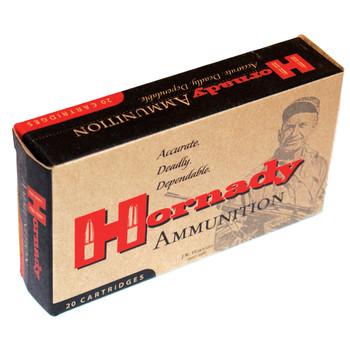 Hornady Custom, 308 Win, 150 Grain, SST, 20 Round Box 8093, UPC : 090255380934