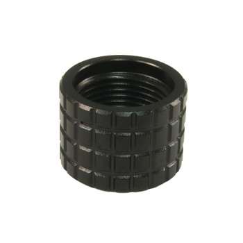 Backup Tactical Frag, Pistol Thread Protector, Black Finish, 1/2 x 28 RH FRAG-BLK, UPC :855909004334