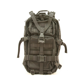 "Maxpedition Falcon II Backpack, 18""X9.5""X4.75"", Black 0513B, UPC :846909001614"