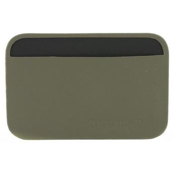 "Magpul Industries DAKA Essential Wallet, OD Green, 4.13"" X 2.75"", Polymer MAG758-315, UPC :840815113034"