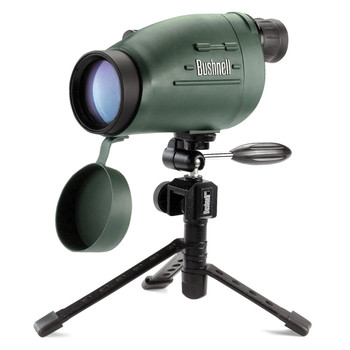 Bushnell Sentry Spotting Scope, 12-36X50, Ultra Compact, Waterproof, Includes Carrying Pouch, OD Green 789332, UPC : 029757789334